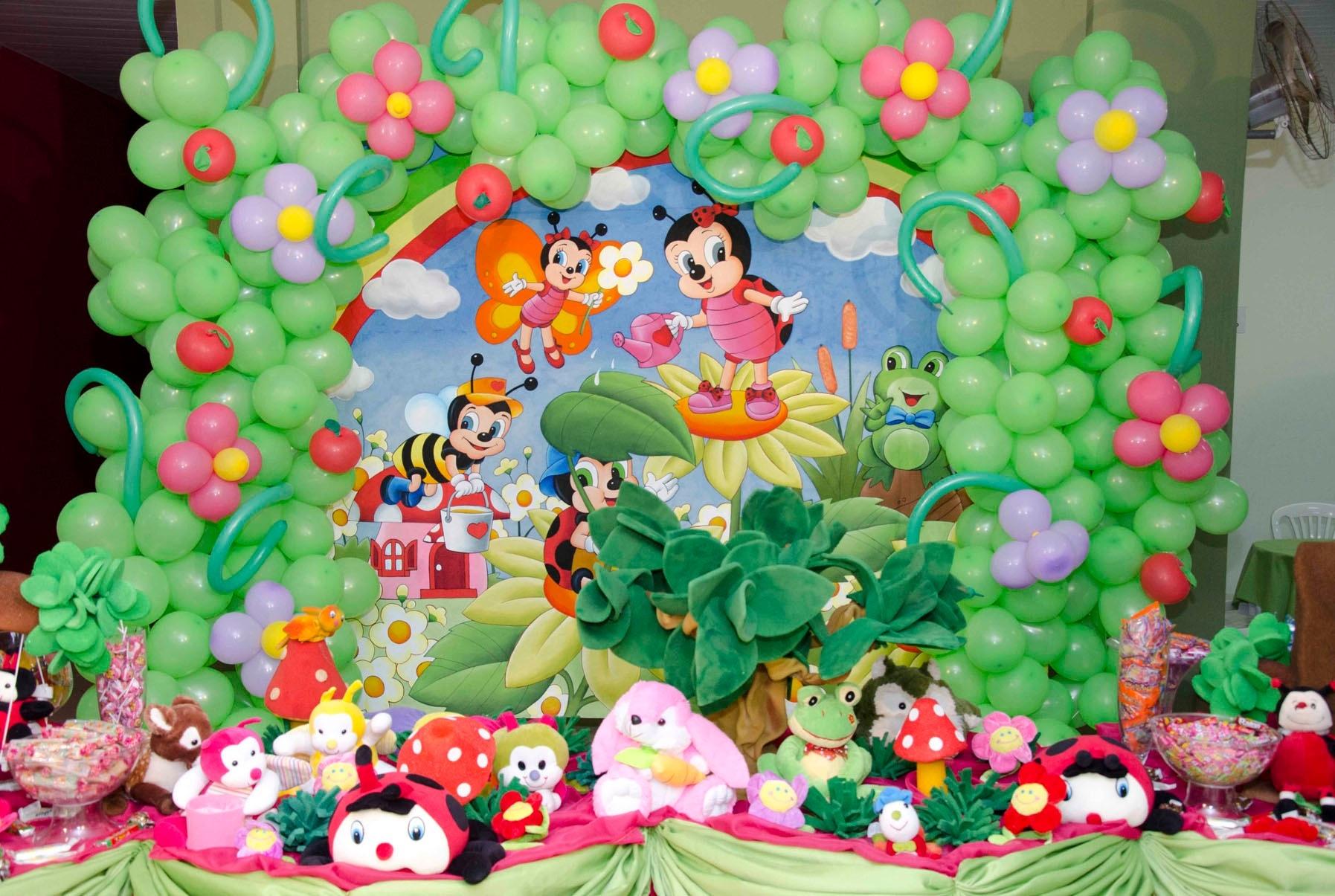 mesa de festa infantil jardim encantado : mesa de festa infantil jardim encantado:Jardim encantado