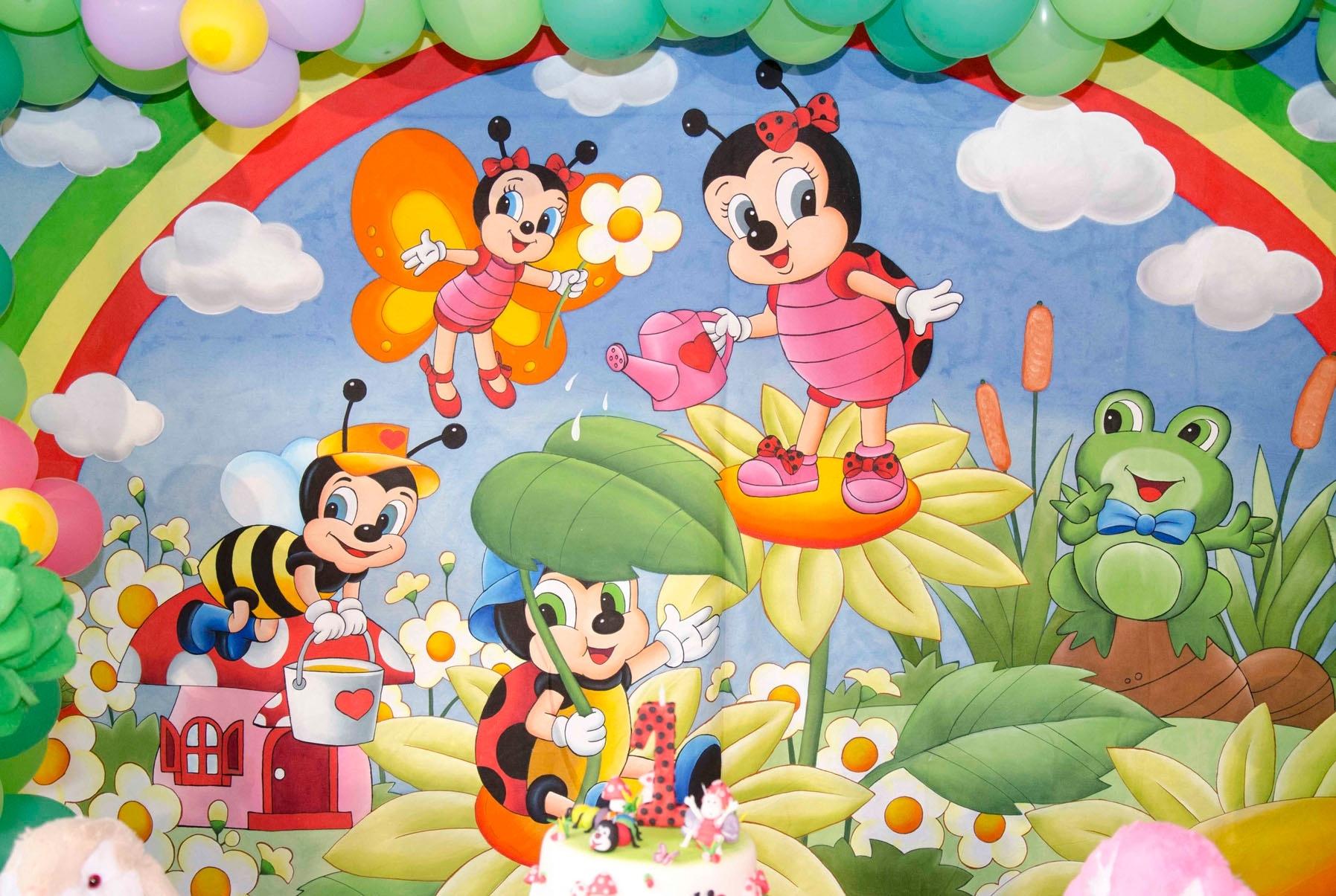 decoracao jardim encantado festa infantil:Jardim encantado